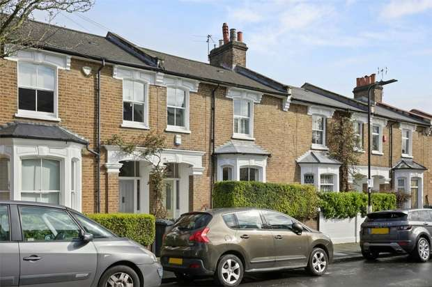 4 Bedrooms Terraced House for sale in Milton Road, Acton