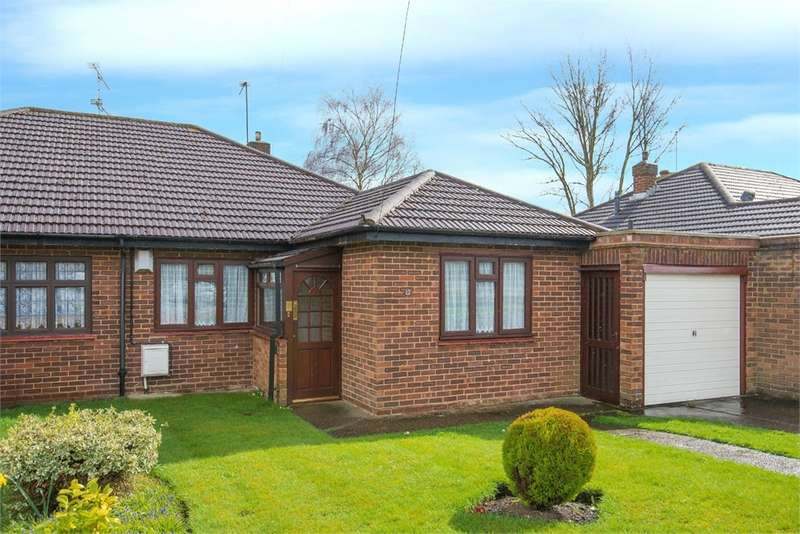 3 Bedrooms Semi Detached Bungalow for sale in Hall Drive, Harefield, Middlesex
