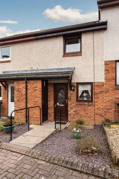 2 Bedrooms Terraced House for sale in Hermitage Drive, Perth, PH1 2JT