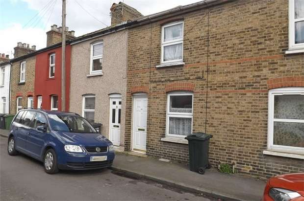 3 Bedrooms Terraced House for sale in Sun Road, Swanscombe, Kent