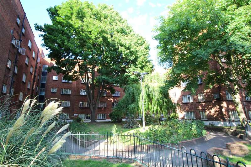 1 Bedroom Flat for sale in Arlington Lodge, Brixton Hill, Brixton