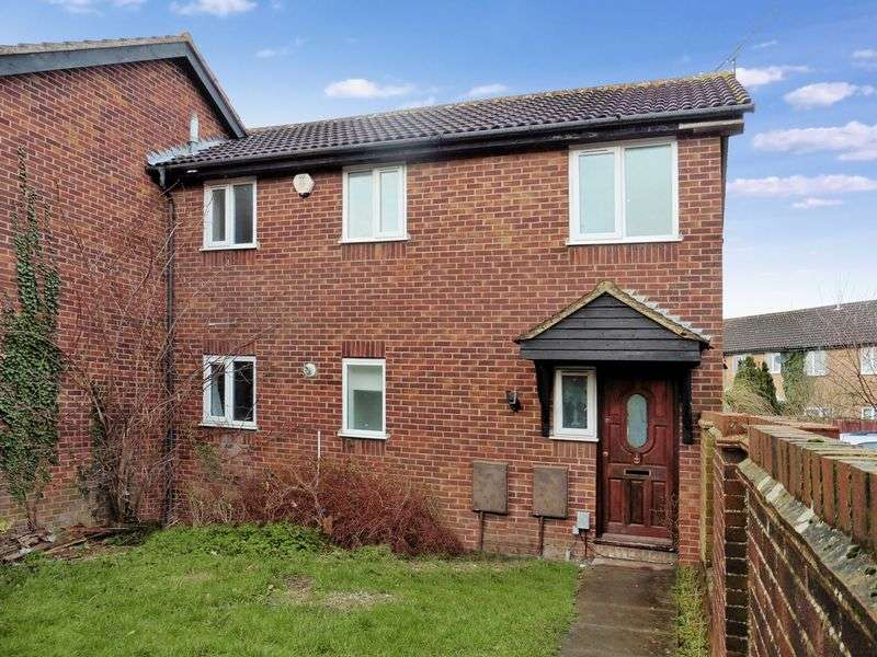 3 Bedrooms House for sale in Rudyard Close, Luton