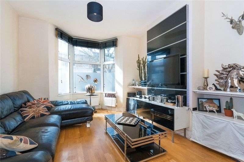 3 Bedrooms House for sale in A bright Bay fronted three double bedroom family home in the sought after Hatcham Park Conservation area.