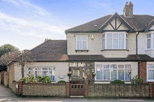 3 Bedrooms Semi Detached House for sale in Waddon Road, Croydon, Surrey