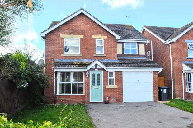 4 Bedrooms Detached House for sale in Othello Avenue, Heathcote, Warwick