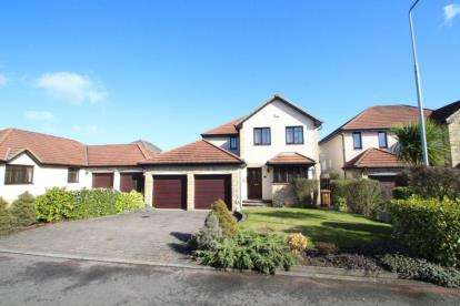 3 Bedrooms Detached House for sale in Bennochy Grove, Kirkcaldy