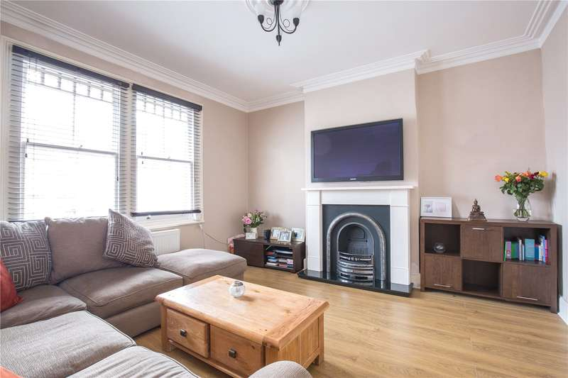 2 Bedrooms Apartment Flat for sale in Ramsden Road, Friern Barnet, N11