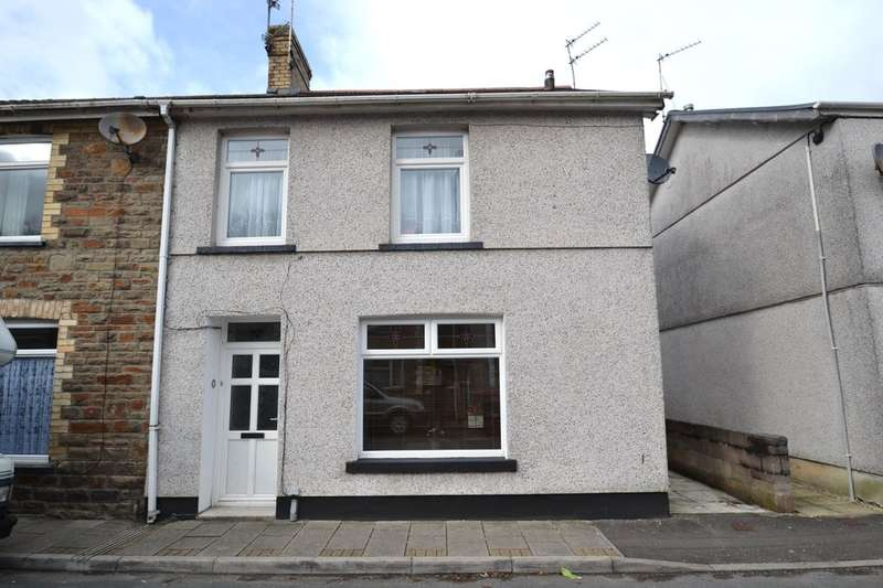 3 Bedrooms End Of Terrace House for sale in 29 Dunraven Street, Aberkenfig, Bridgend, Bridgend County Borough, CF32 9AS.