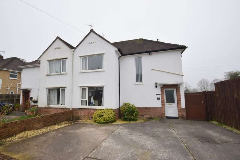 4 Bedrooms Semi Detached House for sale in 47 Great Western Avenue, Bridgend, Bridgend County Borough, CF31 1NN.