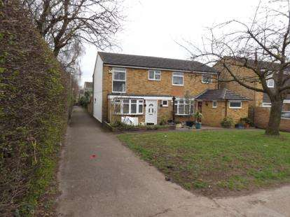 3 Bedrooms Semi Detached House for sale in Broxbourne, Hertfordshire