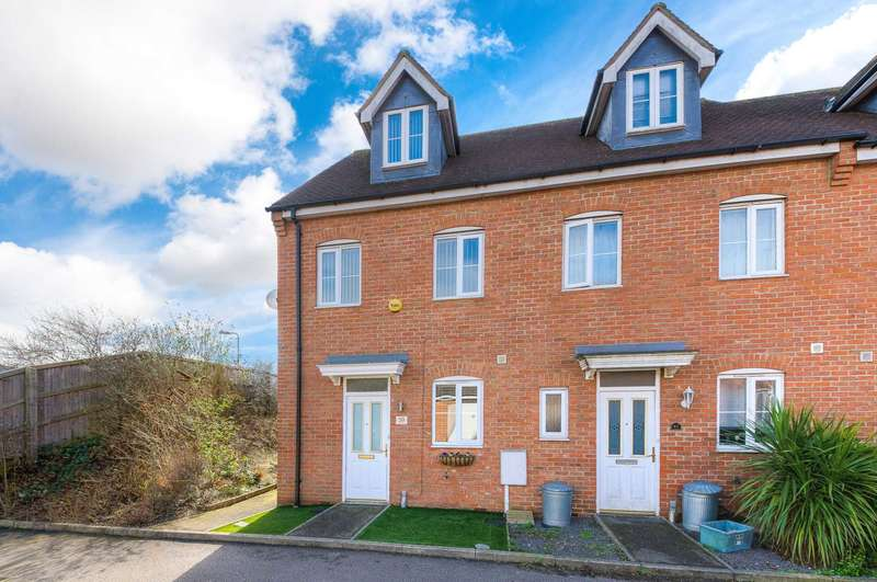3 Bedrooms End Of Terrace House for sale in Hopton Grove, Newport Pagnell