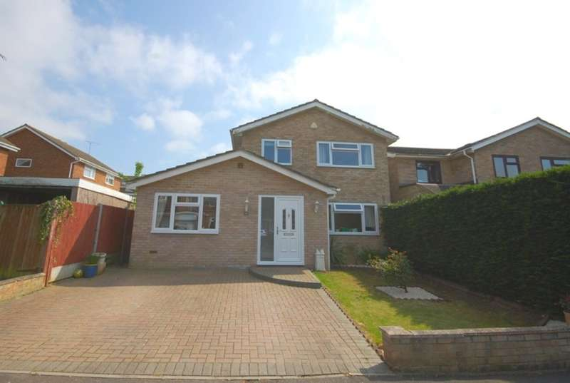 4 Bedrooms Detached House for sale in Briarswood, Springfield, Chelmsford, CM1