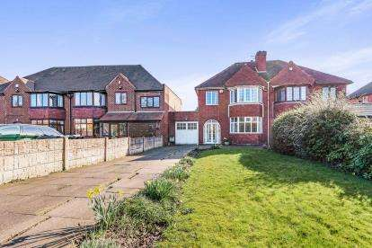 3 Bedrooms Semi Detached House for sale in Broadway, Walsall, West Midlands, .