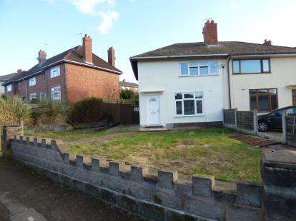 3 Bedrooms Semi Detached House for sale in Roberts Road, Walsall, West Midlands