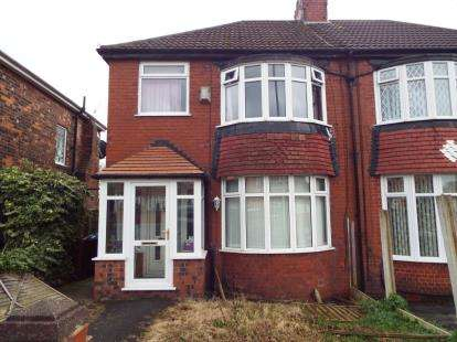 3 Bedrooms Semi Detached House for sale in Lord Lane, Failsworth, Manchester, Greater Manchester