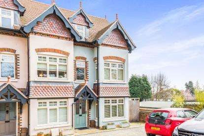 3 Bedrooms End Of Terrace House for sale in Bassett, Southampton, Hampshire