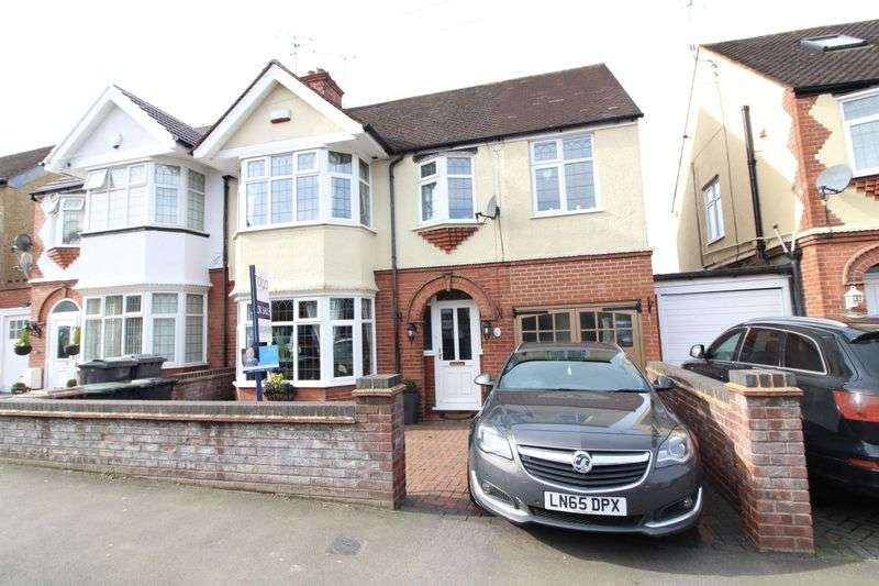 4 Bedrooms Semi Detached House for sale in Beautiful Four Bedroom Family Home in Saints