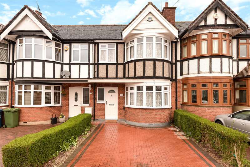 3 Bedrooms Terraced House for sale in Minehead Road, Harrow, Middlesex, HA2
