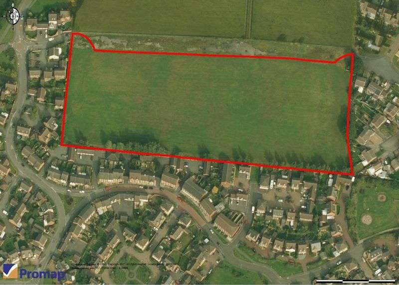 Detached House for sale in Residential Development Site at Bridge Farm, Bridge Lane, Fradley