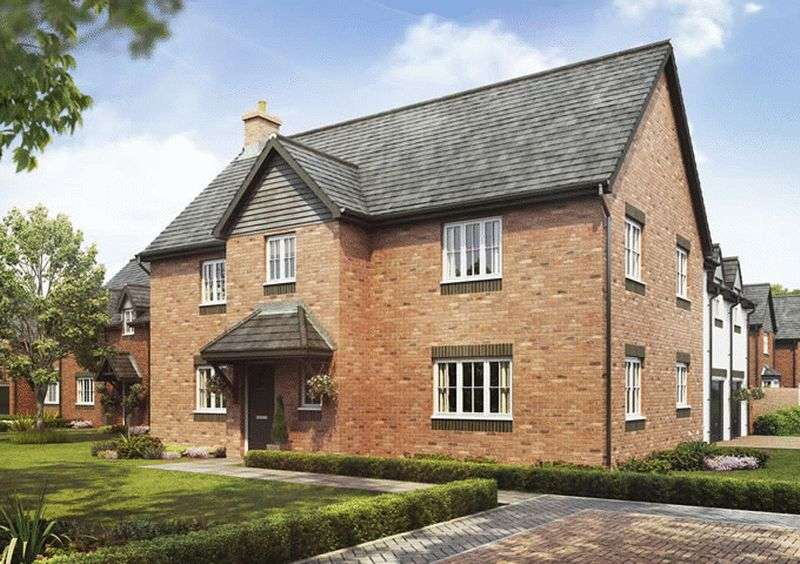 5 Bedrooms Detached House for sale in Plot 10, The Regent, Barley Fields, Uttoxeter