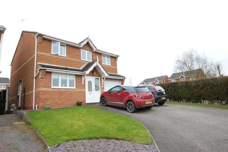 Property for sale in Oakfield Grove, Biddulph