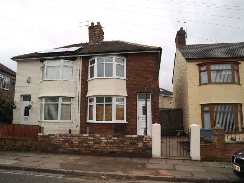 3 Bedrooms Semi Detached House for sale in Cedardale Road, Walton