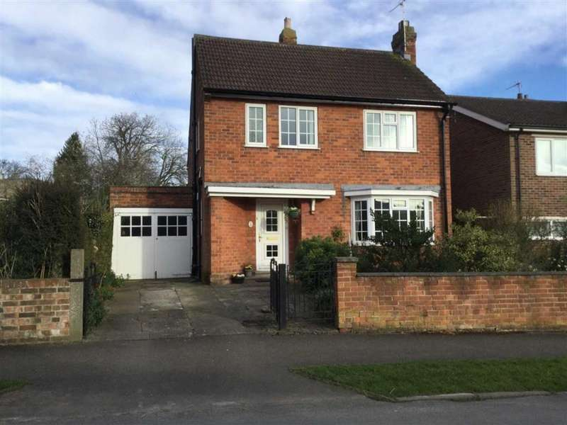3 Bedrooms Detached House for sale in The Avenue, Richmond, North Yorkshire