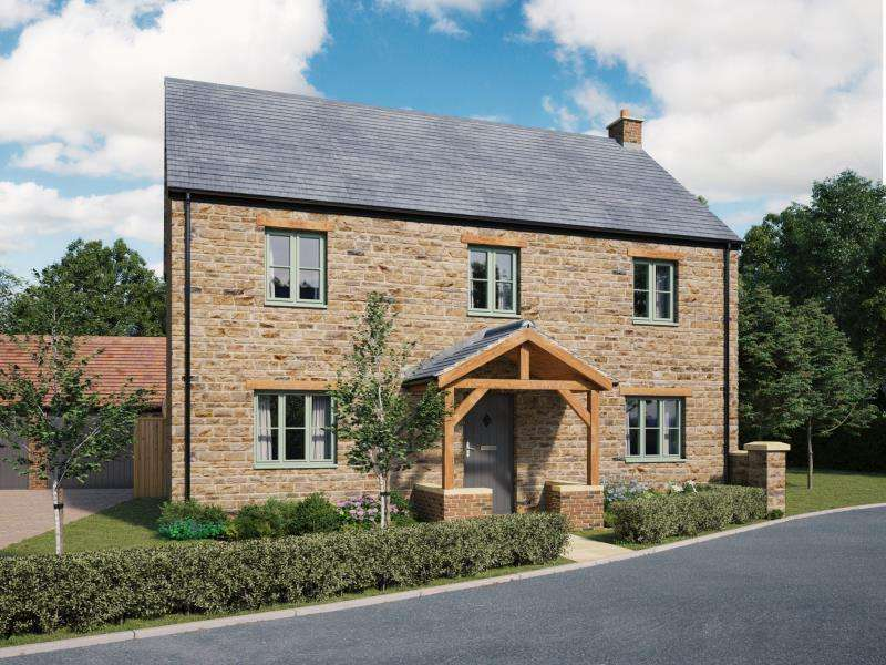 House for sale in Nine New Homes, Noral Way, Noral Way, Banbury, Oxfordshire