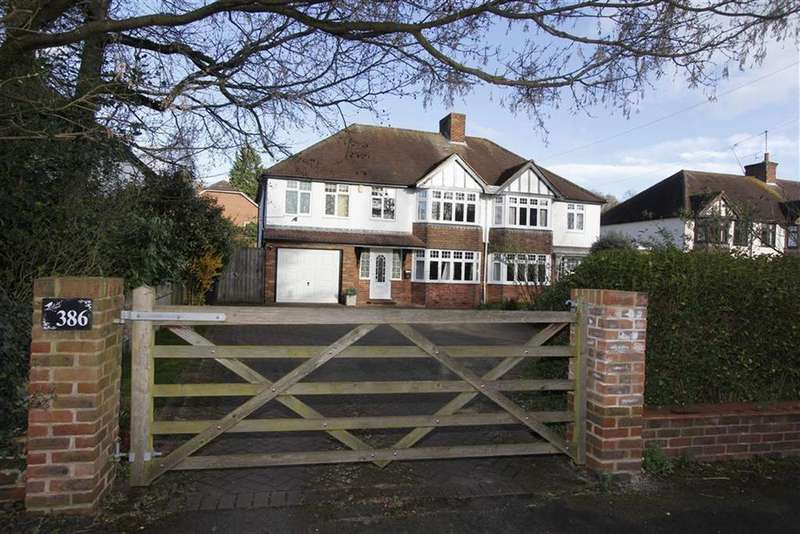 4 Bedrooms Semi Detached House for sale in Peppard Road, Emmer Green, Reading
