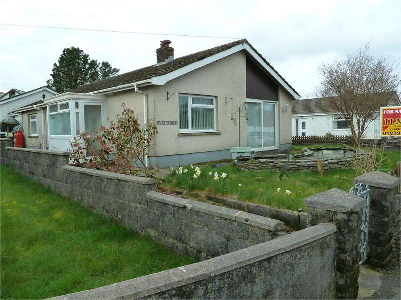 3 Bedrooms Detached Bungalow for sale in Swyn Yr Awel, Hermon, Glogue, Pembrokeshire