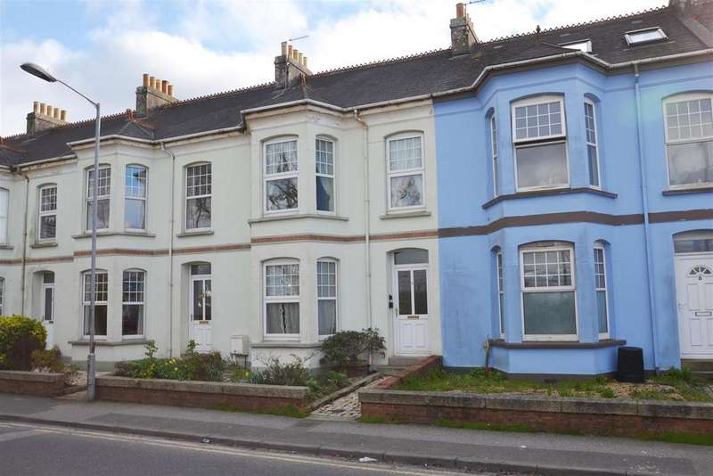 3 Bedrooms Terraced House for sale in Chard Terrace, Falmouth