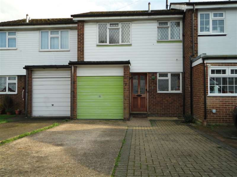 2 Bedrooms Terraced House for sale in Aintree Close, Hillingdon, Middlesex, UB8 3HS