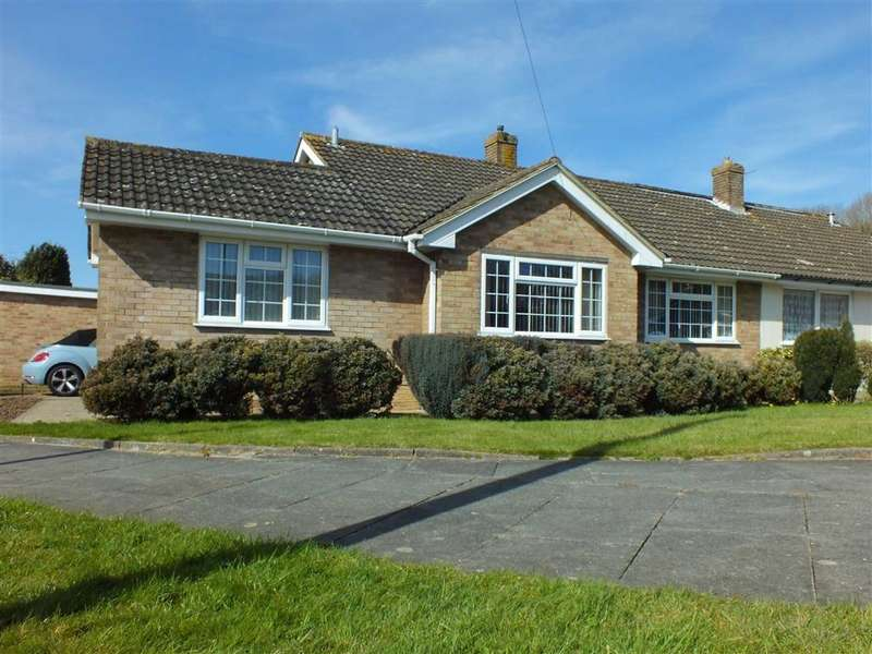 3 Bedrooms Semi Detached Bungalow for sale in Hangleton Valley Drive, Hove, East Sussex