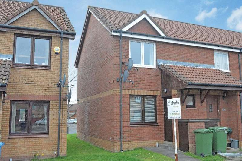 2 Bedrooms Flat for sale in Conner Avenue, Falkirk, Falkirk, FK2 7FS