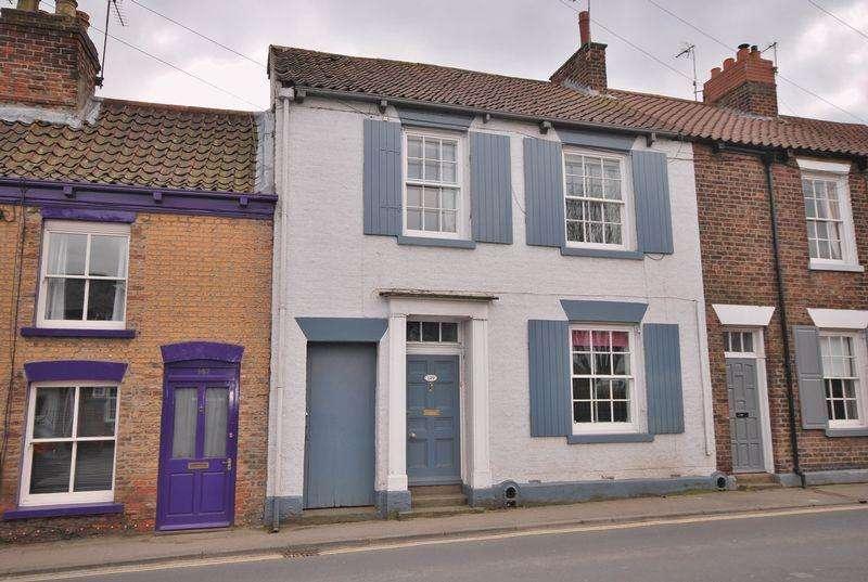 2 Bedrooms Town House for sale in Keldgate, Beverley