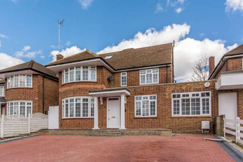6 Bedrooms Detached House for sale in St Marys Avenue, Finchley, N3