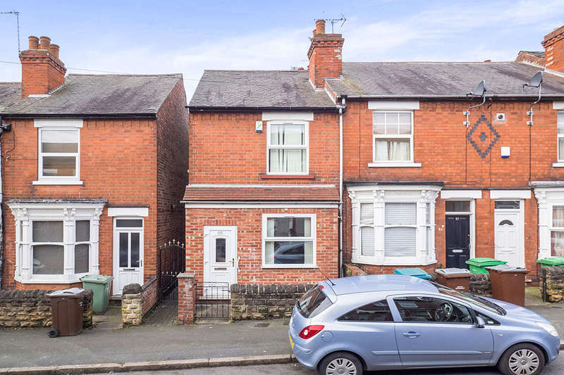 2 Bedrooms Semi Detached House for sale in Sedgley Avenue, Nottingham, NG2