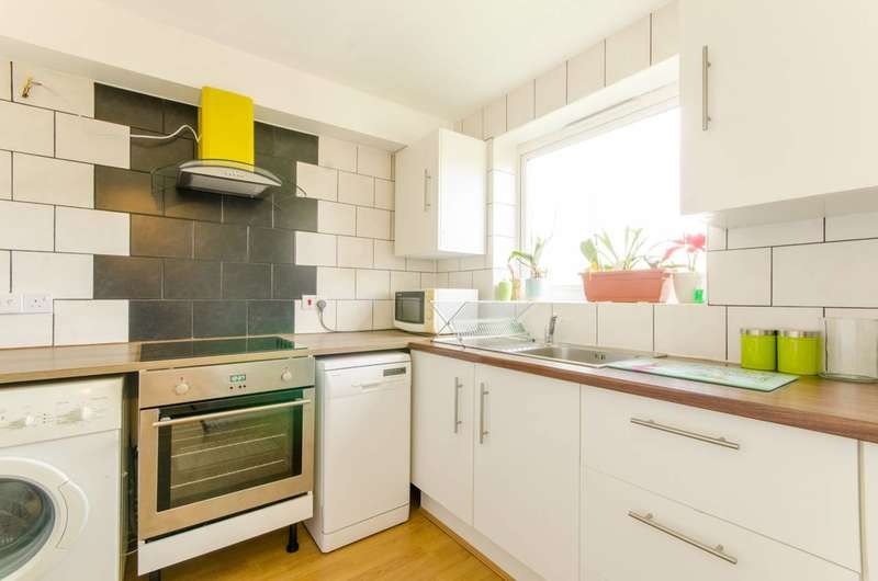 2 Bedrooms Flat for sale in Shurland Avenue, Oakleigh Park, EN4