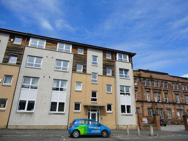 2 Bedrooms Apartment Flat for rent in Kelvinbridge -Napiershall street - Furnsihed