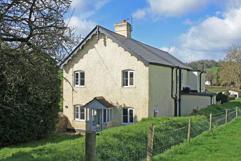 3 Bedrooms Cottage House for sale in Awliscombe, Honiton