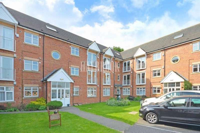 2 Bedrooms Flat for sale in Bole Hill Close, Walkley, Sheffield