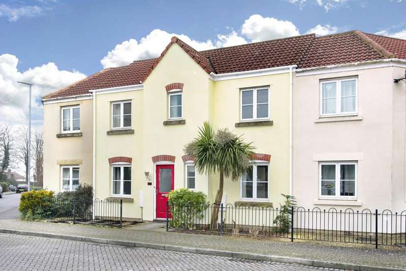 3 Bedrooms Terraced House for sale in Wallington Way, Frome