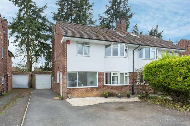 4 Bedrooms Semi Detached House for sale in Vine Road, Stoke Poges, Buckinghamshire