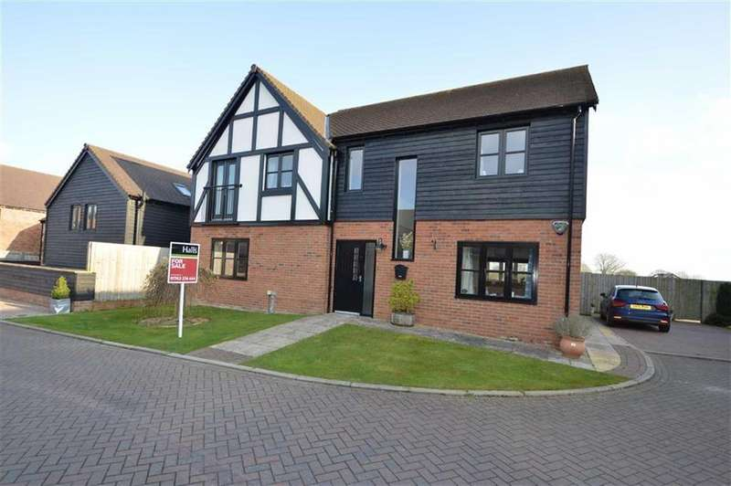 4 Bedrooms Detached House for sale in 26, Bassa Road, Baschurch, SY4