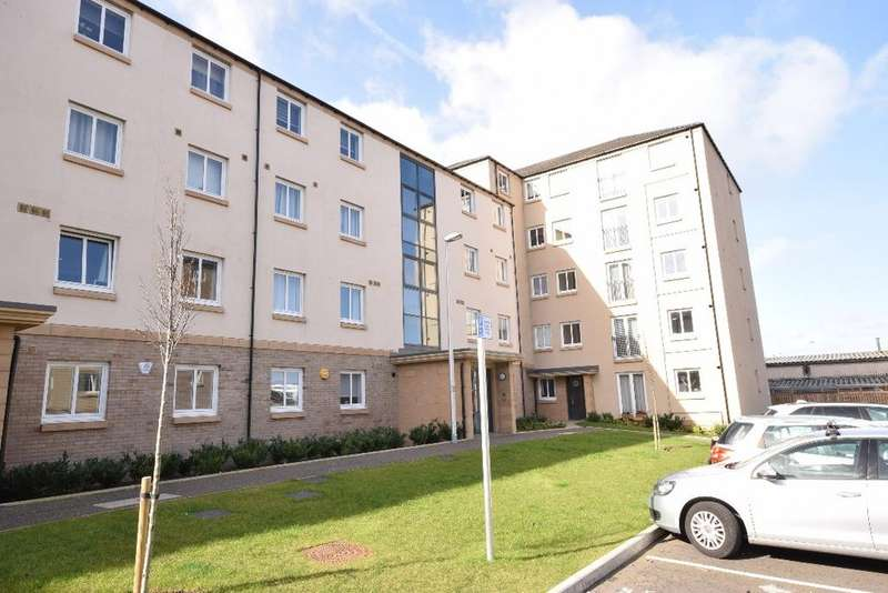 2 Bedrooms Apartment Flat for sale in Flaxmill Place, Flat 4, Bonnington, Edinburgh, EH6 5QW