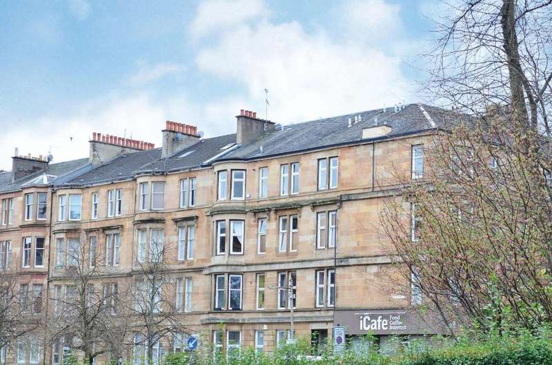 1 Bedroom Flat for sale in Woodlands Drive, Flat 3/2, Woodlands, Glasgow, G4 9DN