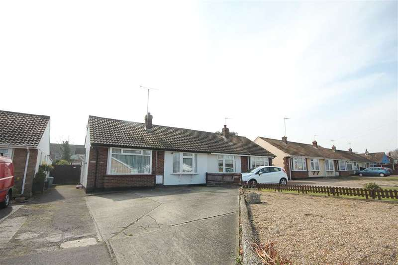 2 Bedrooms Bungalow for sale in Gorse Lane, Great Clacton