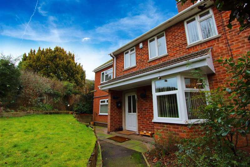 4 Bedrooms Semi Detached House for sale in Desford Road, Narborough, Leicester