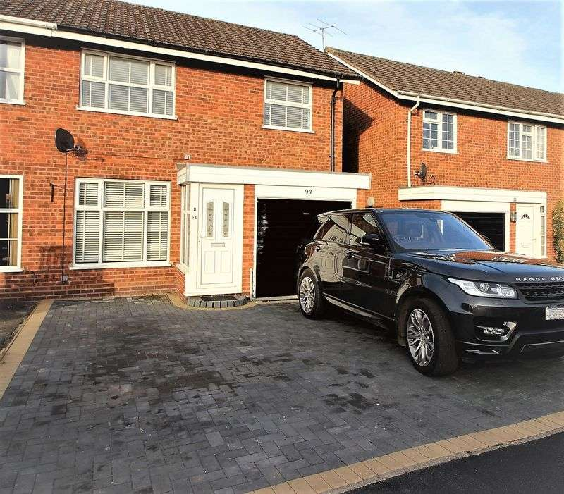 3 Bedrooms Property for sale in Trevelyan Crescent, Stratford-Upon-Avon
