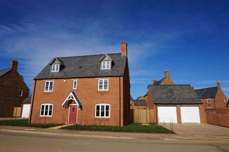 5 Bedrooms Detached House for sale in Storkit Lane, Wymeswold